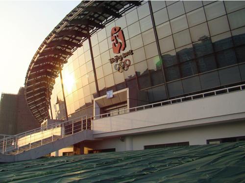 奥运羽毛球与艺术体操馆