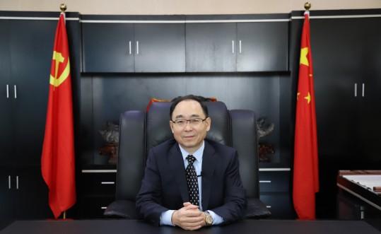 易胜博ysb体育董事长郭祥恩2021年新年献词